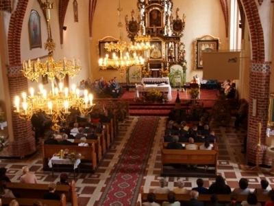 Dożynki Gminno-Parafialne 2015