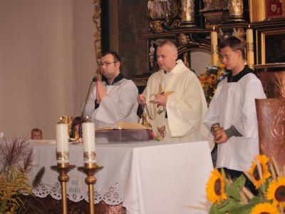 Odpust i dożynki parafialne 2020