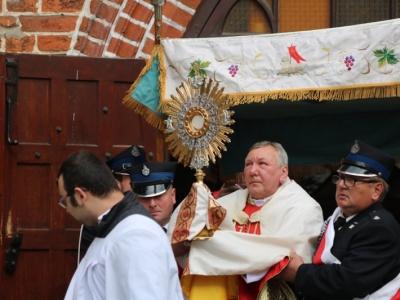 Odpust Parafialny i pożegnanie księdza Proboszcza Stanisława Orpika sdb