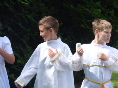 Pielgrzymka do Stoczka Klasztornego