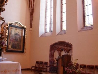 Remont i malowanie naszej świątyni.