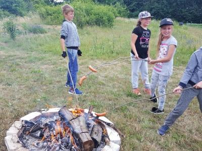 Zakończenie roku grup dziecięcych